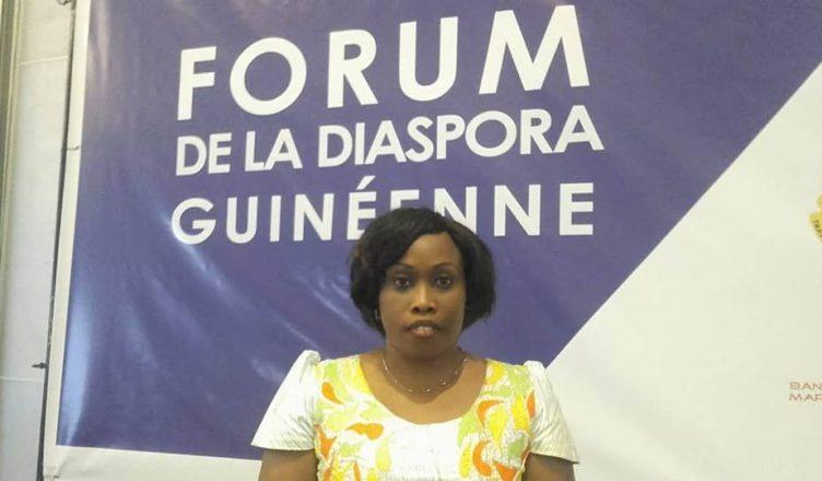 """Résultat de recherche d'images pour """"photos de la directrice générale des guinéens de l'etranger MAEGE"""""""